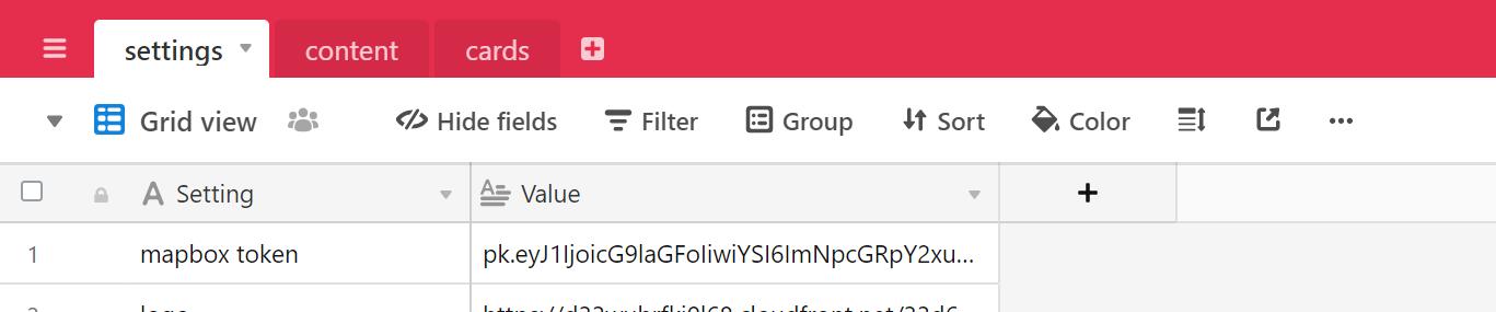 Mapbox Filter Marker